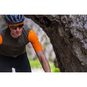 Northwave Extreme Kurzarm Trikot Herren dusty olive/orange